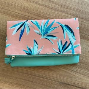 Rachel Pally | Reversible Birds of Paradise Clutch